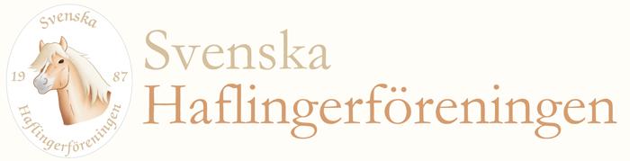 Svenska Haflingerföreningen Logo